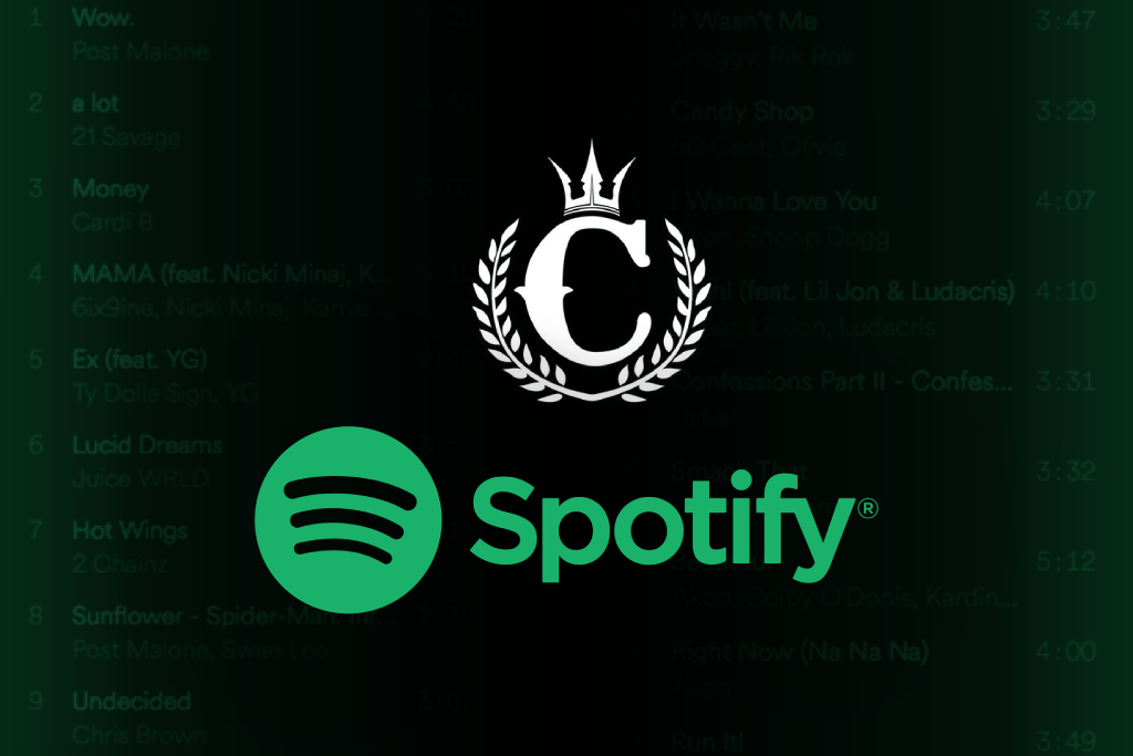 Follow Our Official Culture Kings Spotify 👌