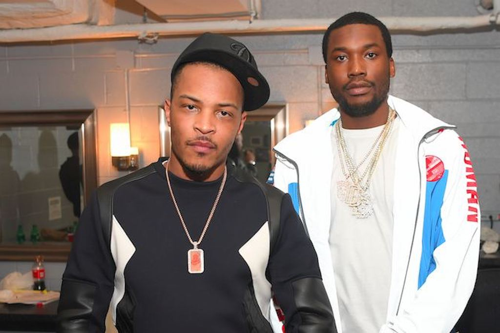 Meek Mill & T.I. Team Up For New Track 'Jefe'