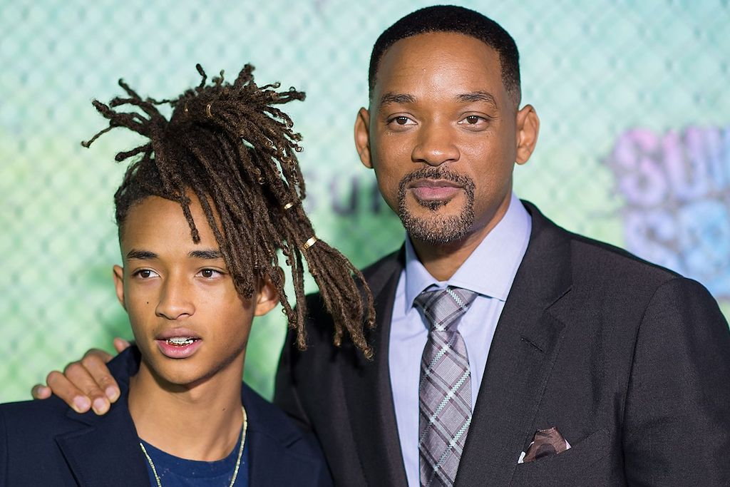 Check Out Will Smith Performing With Jaden For The First Time