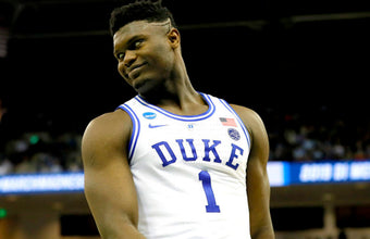 Zion Williamson, Consensus Player of The Year, Declares For Draft