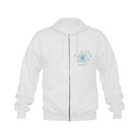 """Ascension Energies"" Zip Hooded Sweatshirt(unisex)"