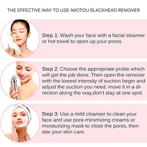 Pore Vacuum Advanced Model - The Pore Cleaner