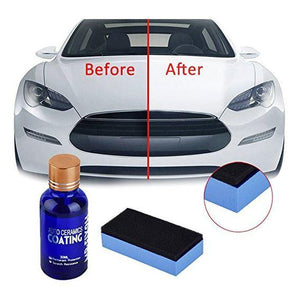 Anti-Scratch Ceramic Car Coating