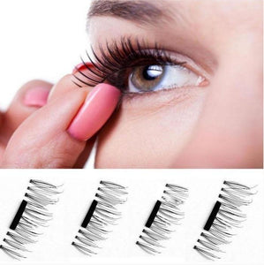 Elegant Magnetic False Eyelashes