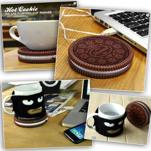 The Hot Cookie - Cup Warmer/Coaster
