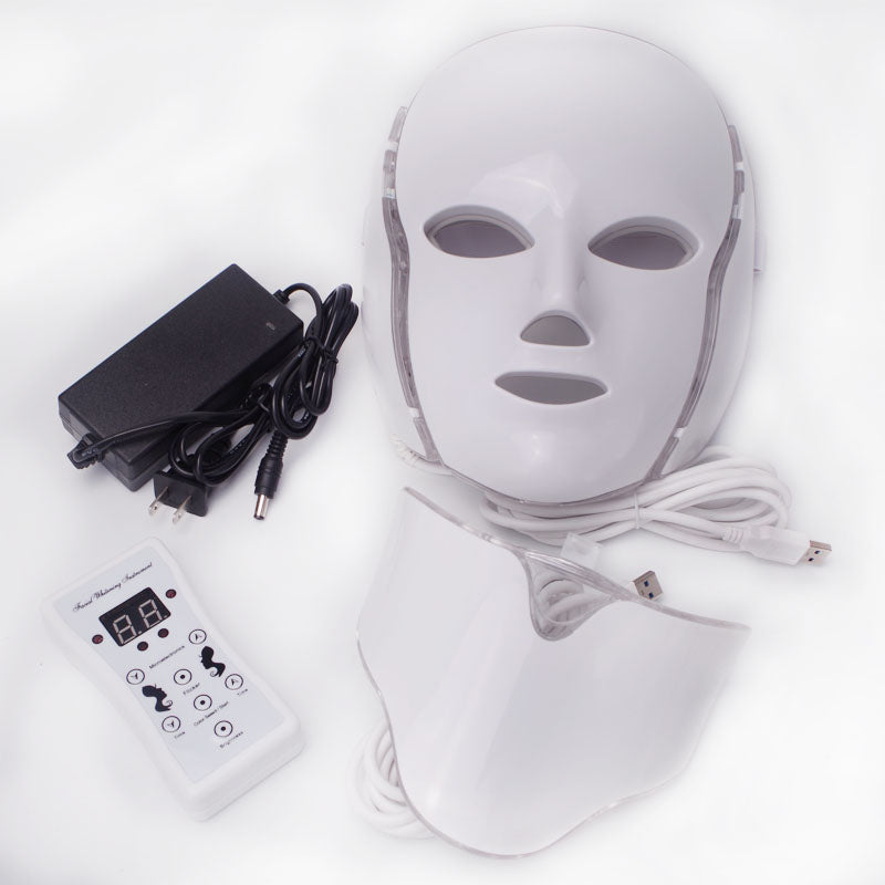 Platinum LED Beauty Facial Mask