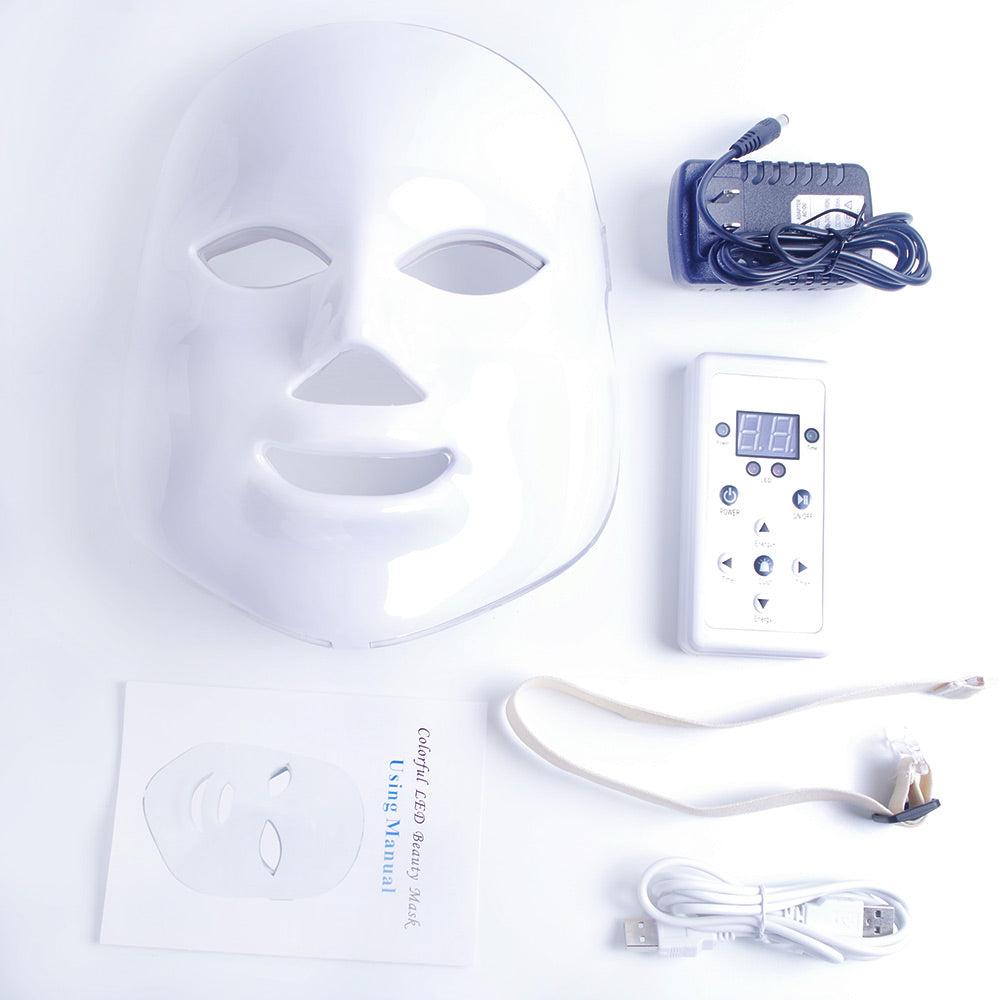 Premium LED Beauty Facial Mask