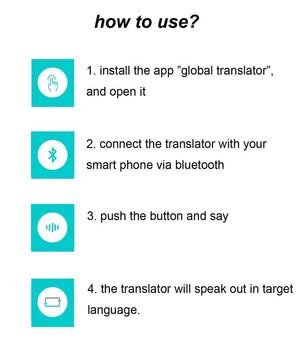 Portable Voice Translator