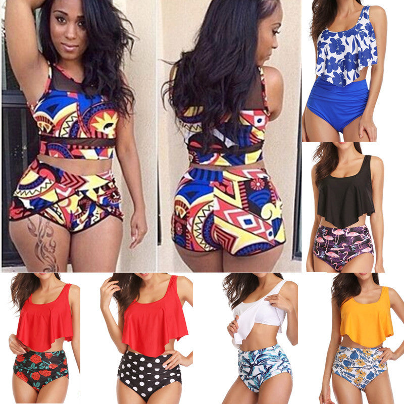 World Wide Lux Brands - Two Piece Swimsuits