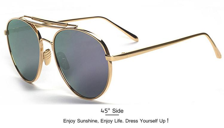 Aviator Sun Glasses - World Wide Lux Brands