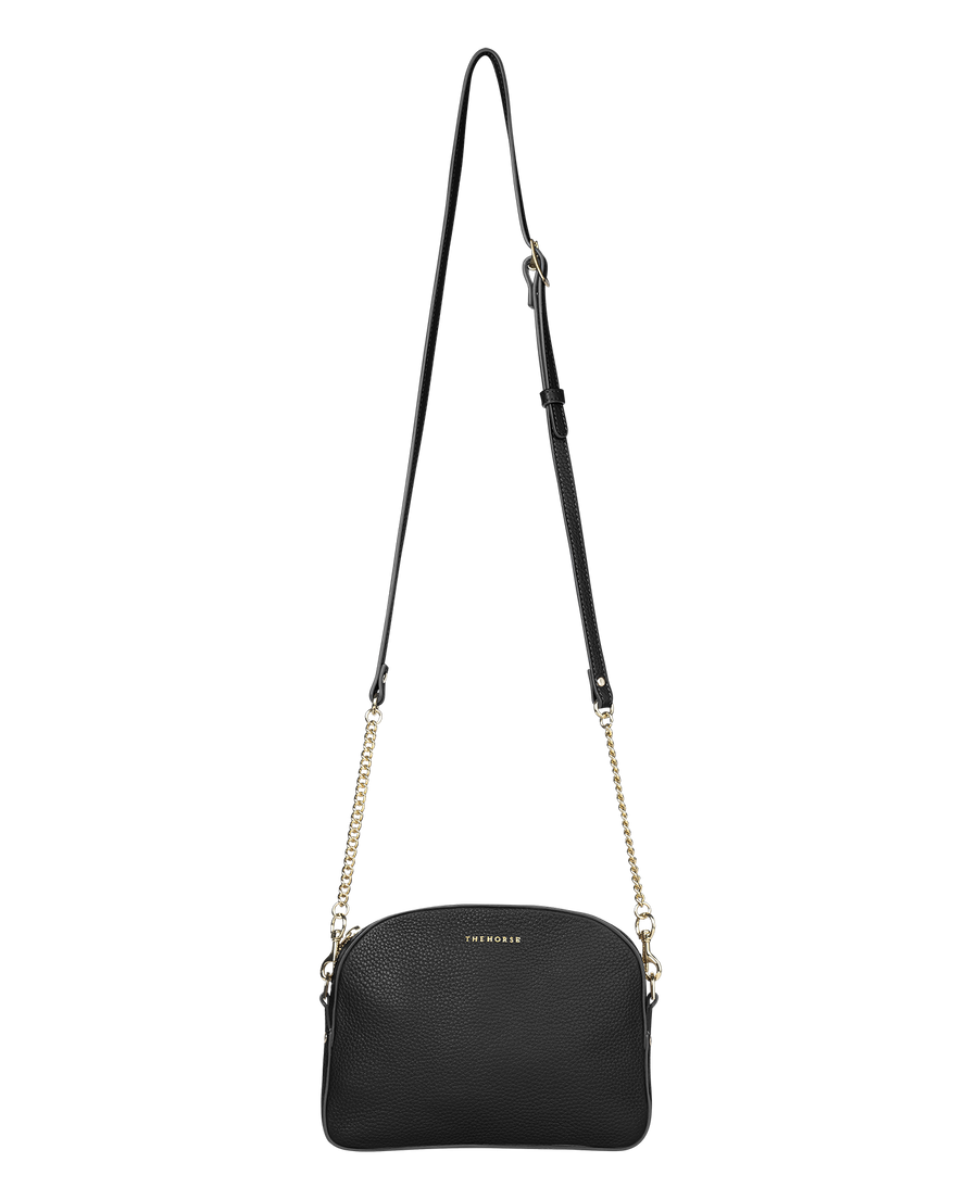 THE HORSE | DOME BAG - BLACK