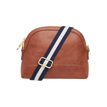 ELMS + KING | BRONTE DAY BAG - TAN PEBBLE