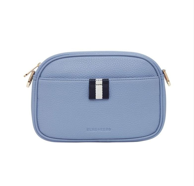 ELMS + KING | NEW YORK CAMERA BAG - BLUE BELL