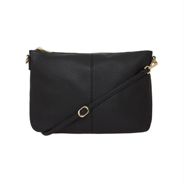 ELMS + KING | BOWERY SOFT SHOULDER BAG - BLACK