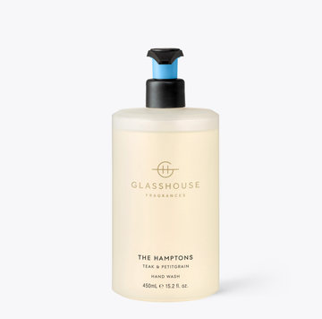 GLASSHOUSE | THE HAMPTONS - 450ML HAND WASH