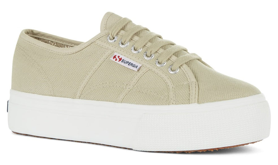 SUPERGA | 2790 ACOTW LINEA UP + DOWN - TAUPE