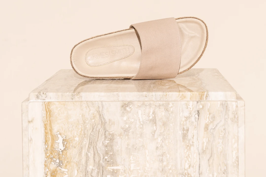 JAMES SMITH | CONCA ESPADRILLE