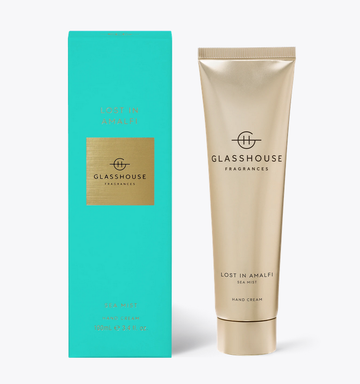 GLASSHOUSE | LOST IN AMALFI - 100ML HAND CREAM