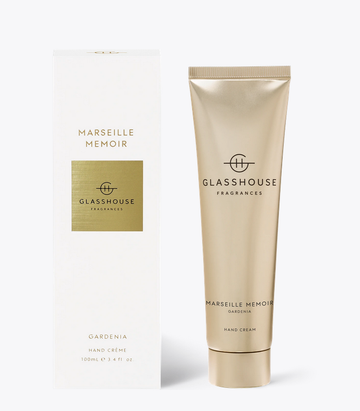 GLASSHOUSE | MARSIELLE MEMOIR - 100ML HAND CREAM