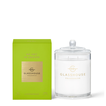 GLASSHOUSE | WE MET IN SAIGON - 380G CANDLE