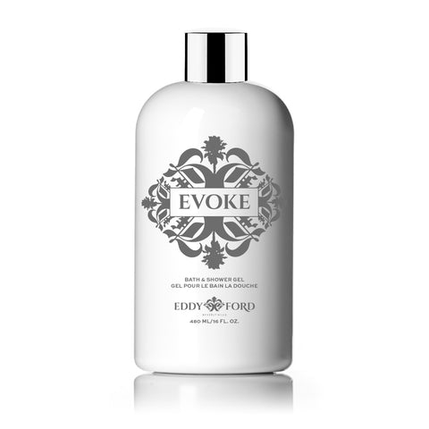 EVOKE BATH & SHOWER GEL