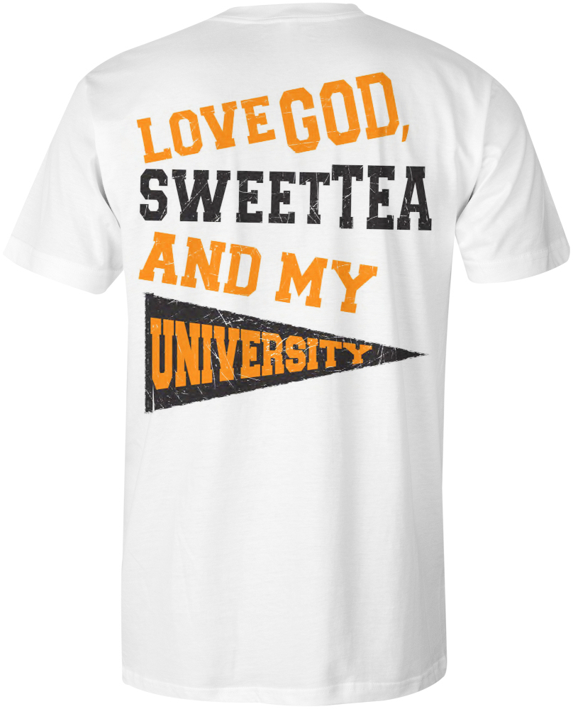 My University Short Sleeve