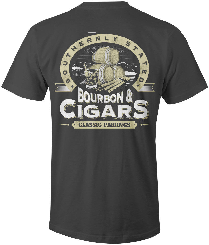 Classic Pairings (Bourbon & Cigars)