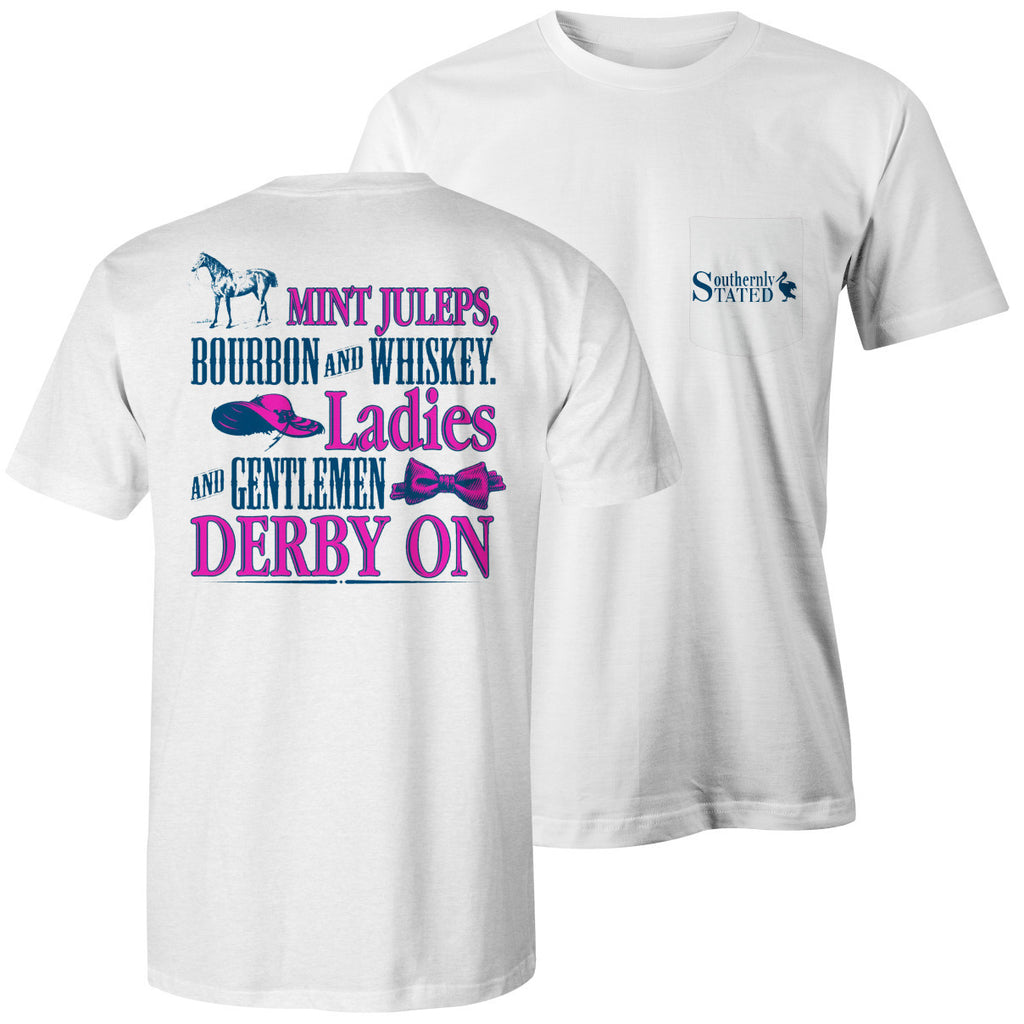 Derby On Short Sleeve