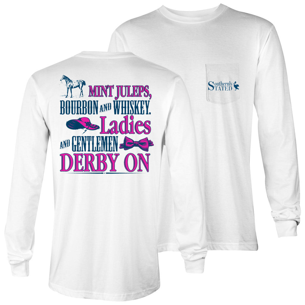 Derby On Long Sleeve