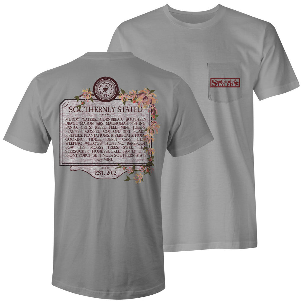 A Southern State of Mind Short Sleeve