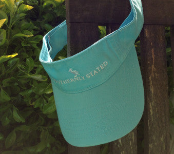 Southernly Stated Washed Visor