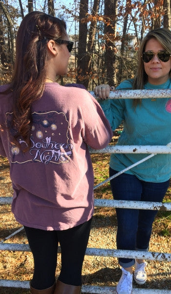 Southern Nights Long-Sleeve
