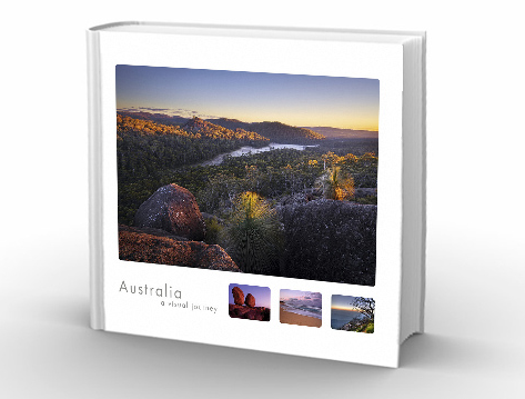 Australia - A Visual Journey  ISBN: 9780975245460