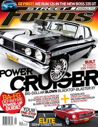 Street Fords Magazine, #78 issue, March 2011