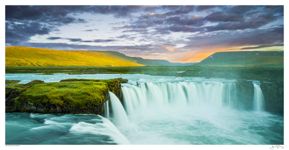 Godafoss Sunrise