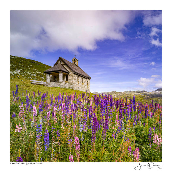 Lavendar & Church III
