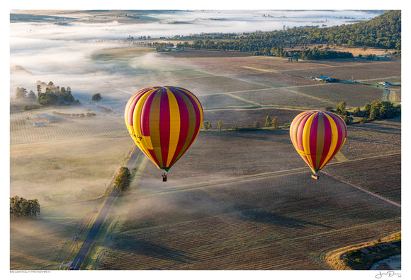Ballooning in the Hunter IV