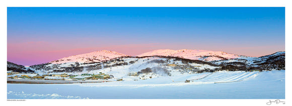 Perisher Sunrise I