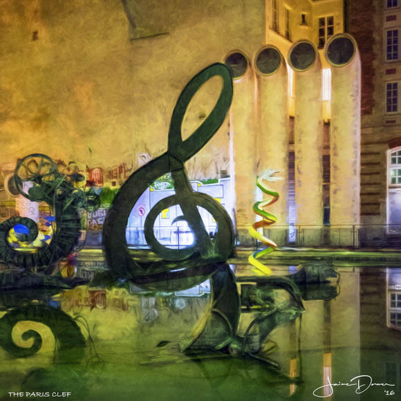 Paris Clef