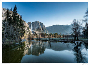 Merced River Reflections