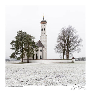 St Coloman in Winter