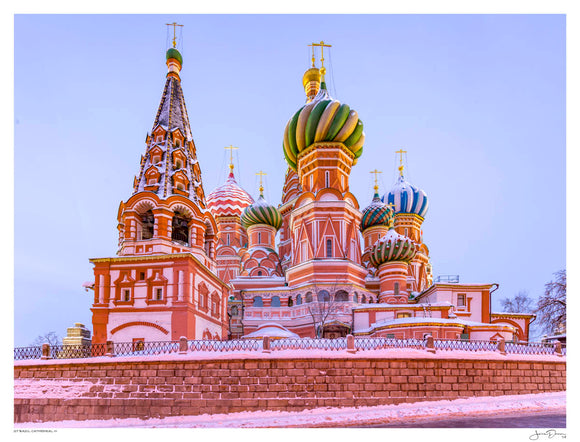 St Basil Cathedral III