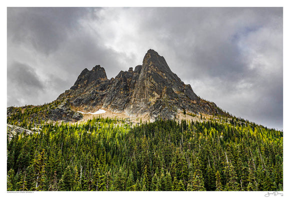 Washington Pass Spires II