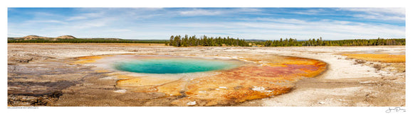 Yellowstone Hot Springs III