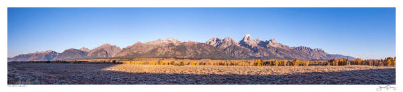 The Teton Range II