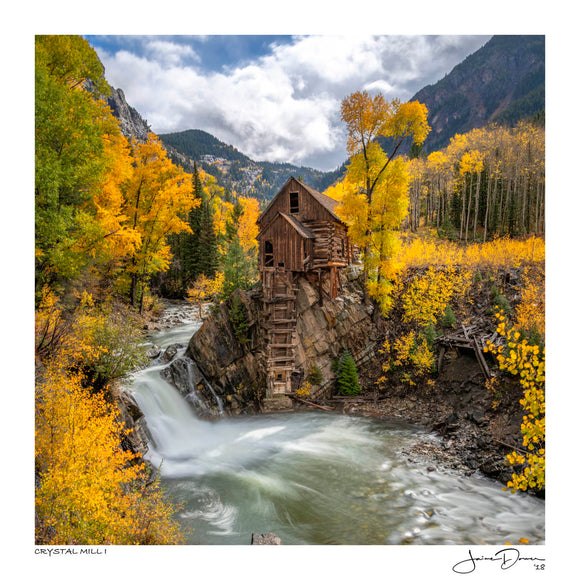 Crystal Mill I