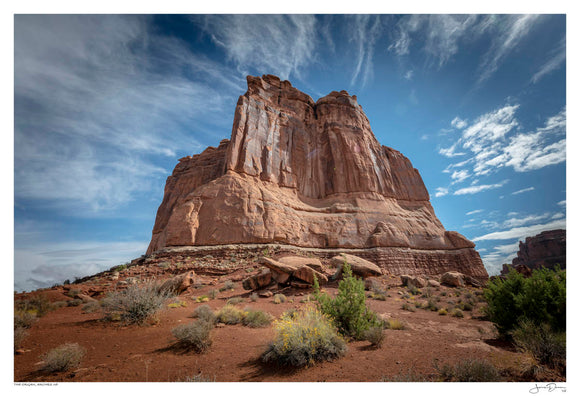 The Organ, Arches NP