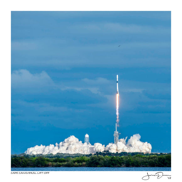 Cape Canaveral Lift-Off