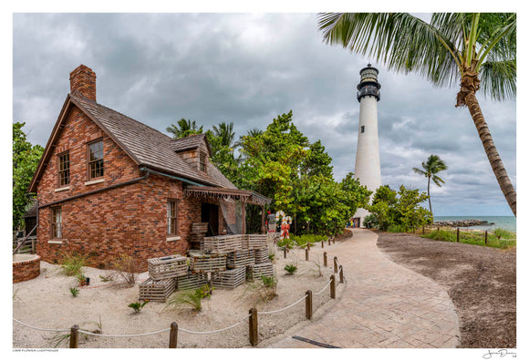 Cape Florida Lighthouse II