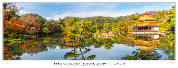 The Golden Pavillion Poster
